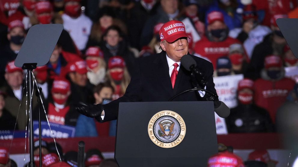 Wisconsin Elections Commission receives $3 million from Trump campaign, expects petition for recount