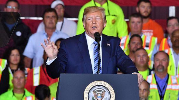 The Note: Trump's step back on tariffs exposes economic uncertainties