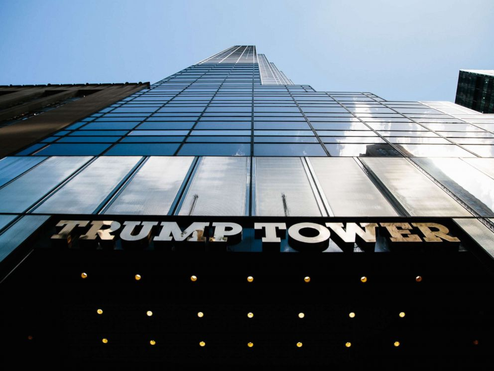 PHOTO: A view of Trump Tower in New York, June 14, 2018.