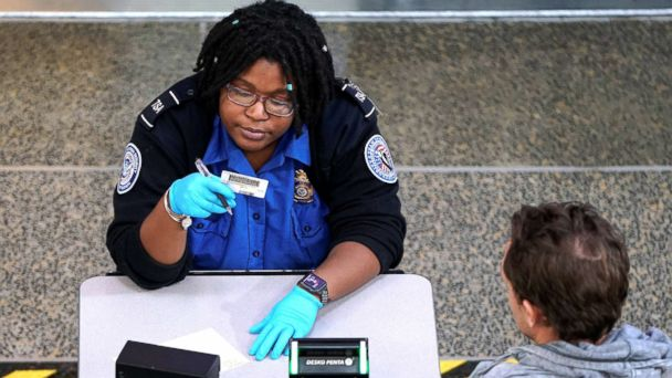 TSA internal email reveals impact on security operations at smaller US airports