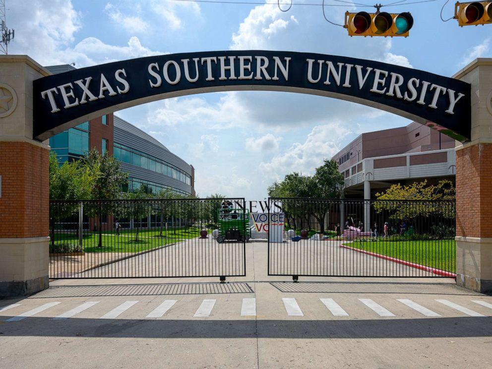 PHOTO: Texas Southern University