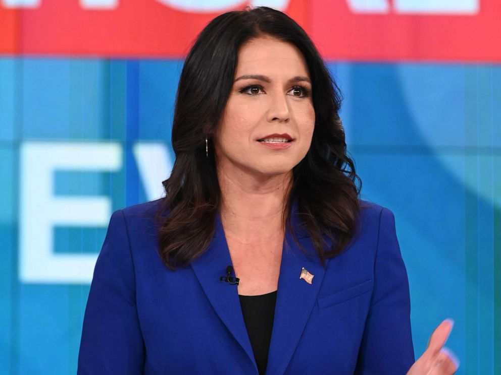 Tulsi Gabbard Clashes With Joy Behar: Are You Calling Me 'Stupid'?