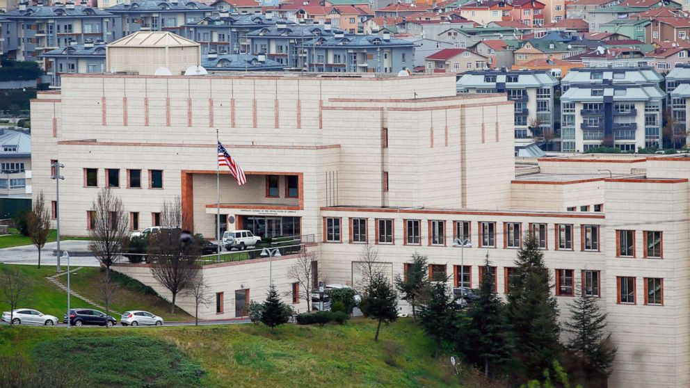 Americans threatened by terror, kidnapping plots in Turkey, embassy warns