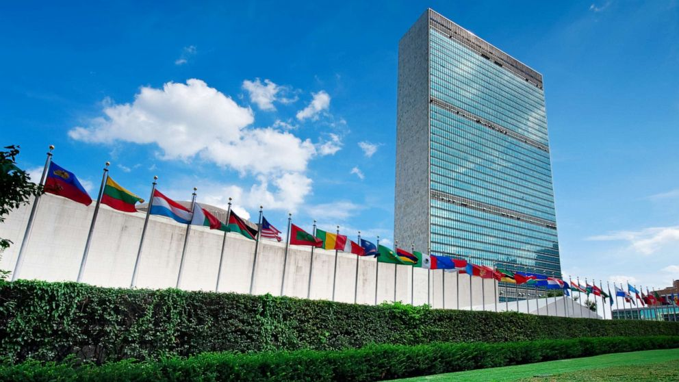 Trumpf sitzt in der UNO-Klima-Gipfel, der könnte die 'Schleuder' in Richtung Globale Ziele
