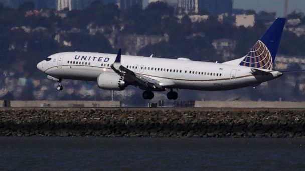 United joins American and Southwest in extending 737 Max cancellations into March