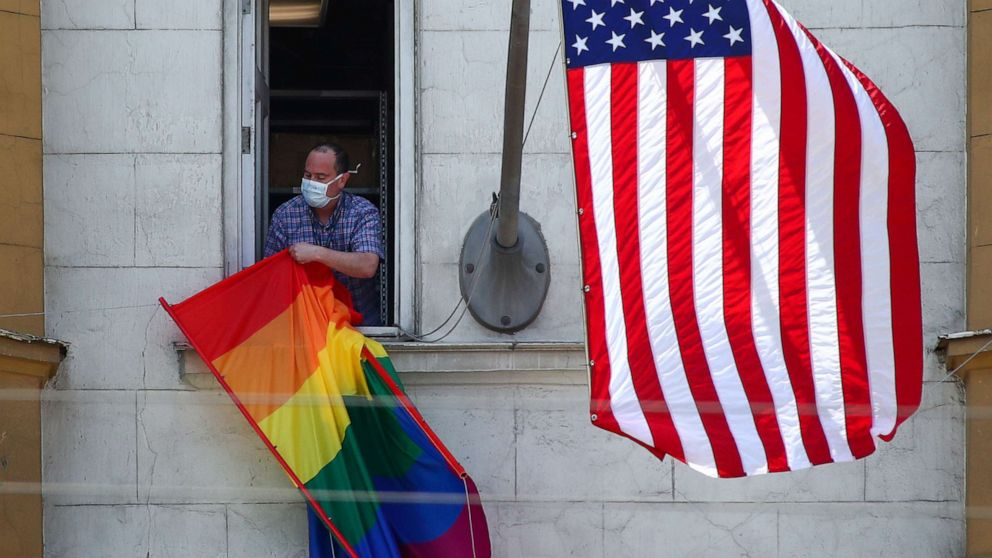 abcnews.go.com: State Department's 1st openly gay spokesperson sends signal to the world, advocates say