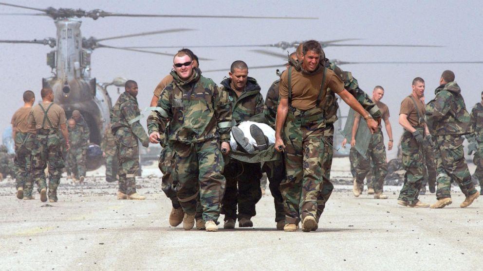 Senate panel votes to scrap both Iraq war authorizations