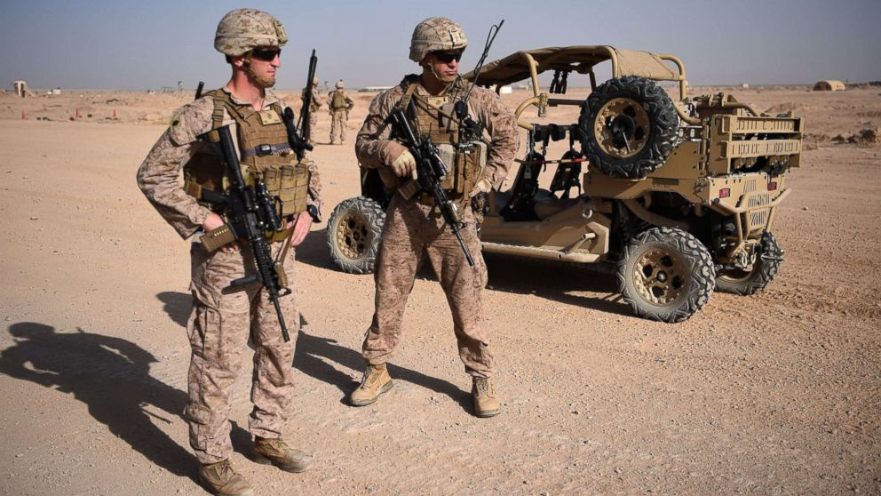 2 US service members killed in Afghanistan thumbnail