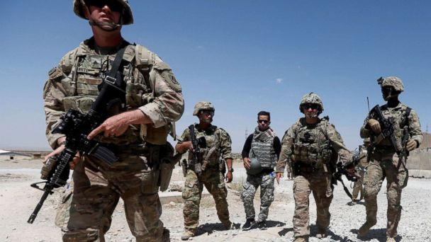 Taliban official says US promised to withdraw troops in Afghanistan by April