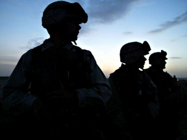 Trump orders ban on most transgender troops