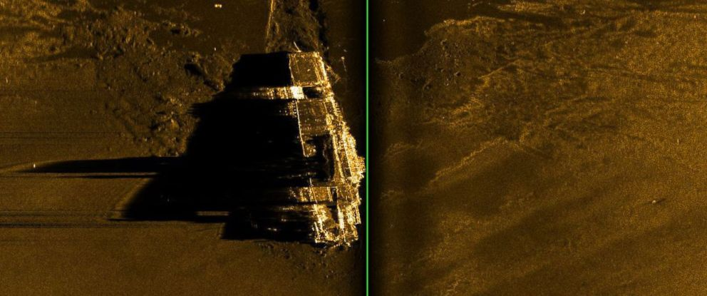 WWII Aircraft Carrier Discovered On The Ocean Floor, And