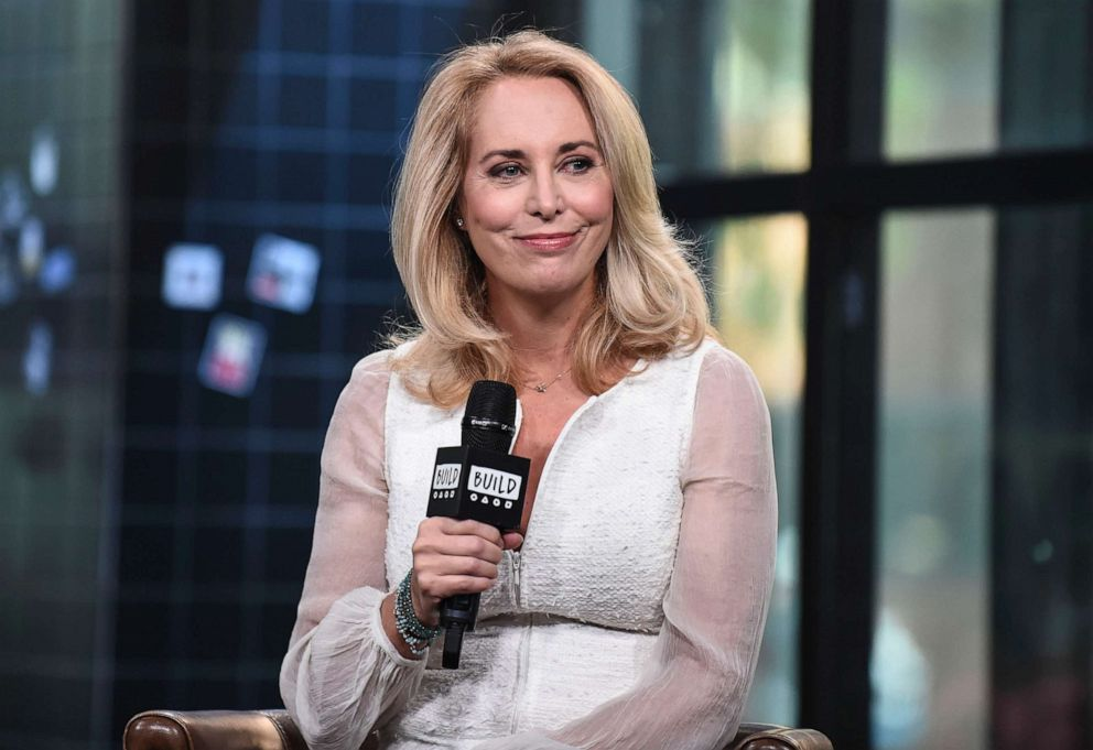 PHOTO: In this Oct. 24, 2018, file photo, Valerie Plame attends the Build Series to discuss the film Fair Game at Build Studio in New York.