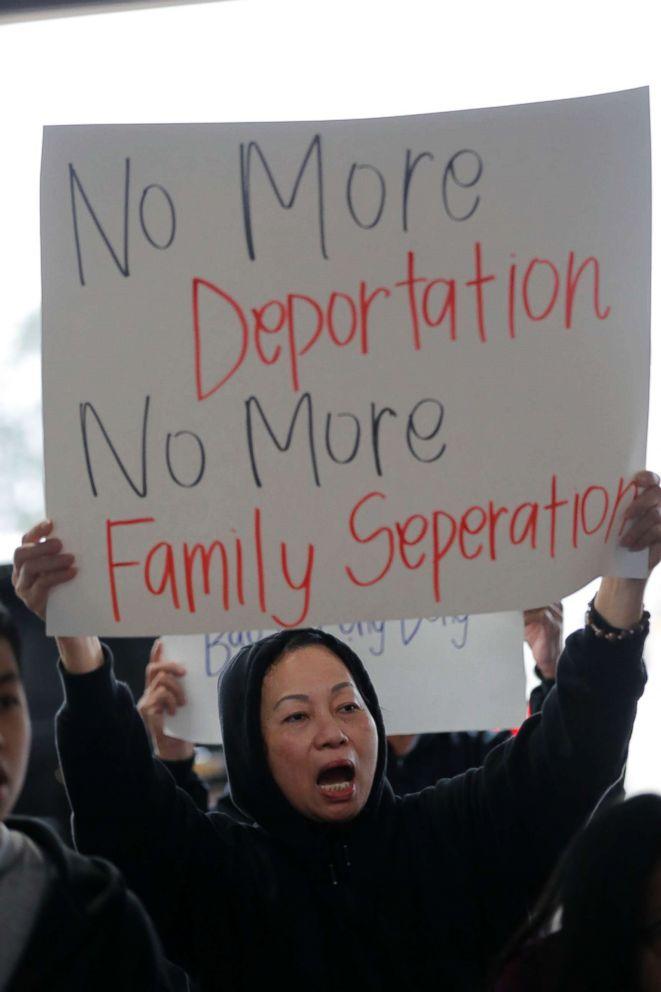 Trump confirms ICE raids set for Sunday as cities, advocates