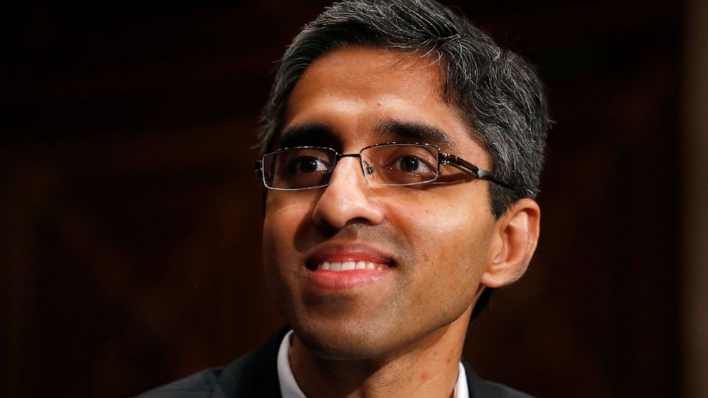 Biden expected to tap Vivek Murthy for surgeon general, key role in COVID response