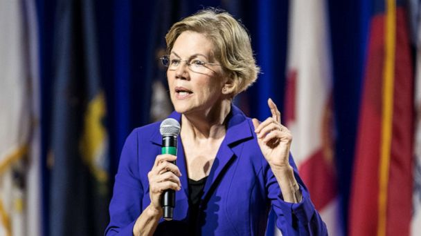 The Note: Warren stays in center of Democratic fights