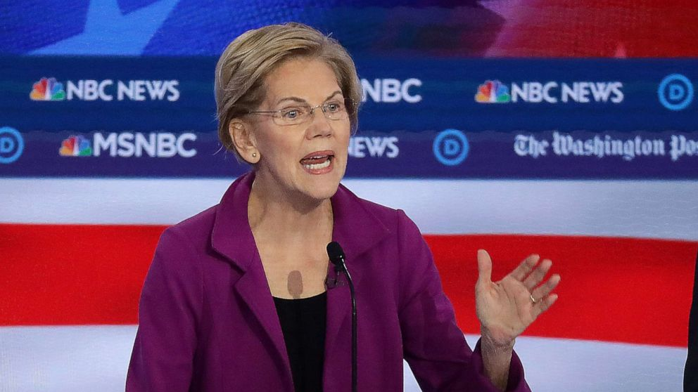 Warren pledges not to nominate 'wealthy donors,' but has approved them in Senate thumbnail