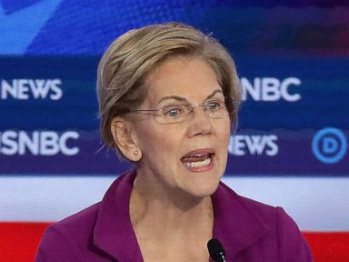 Warren pledges not to nominate wealthy donors but has approved them in Senate