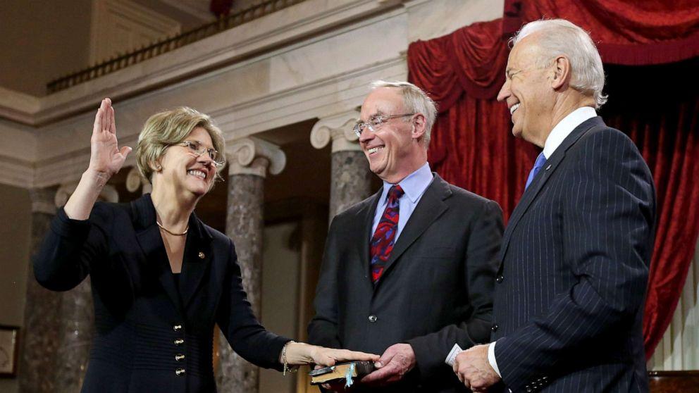 The Note: Warren puts Biden on warning on eve of next debate