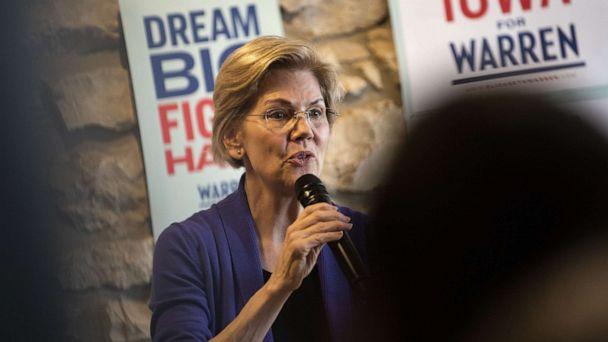 Warren releases $100 billion plan to combat opioid addiction ahead of West Virginia visit