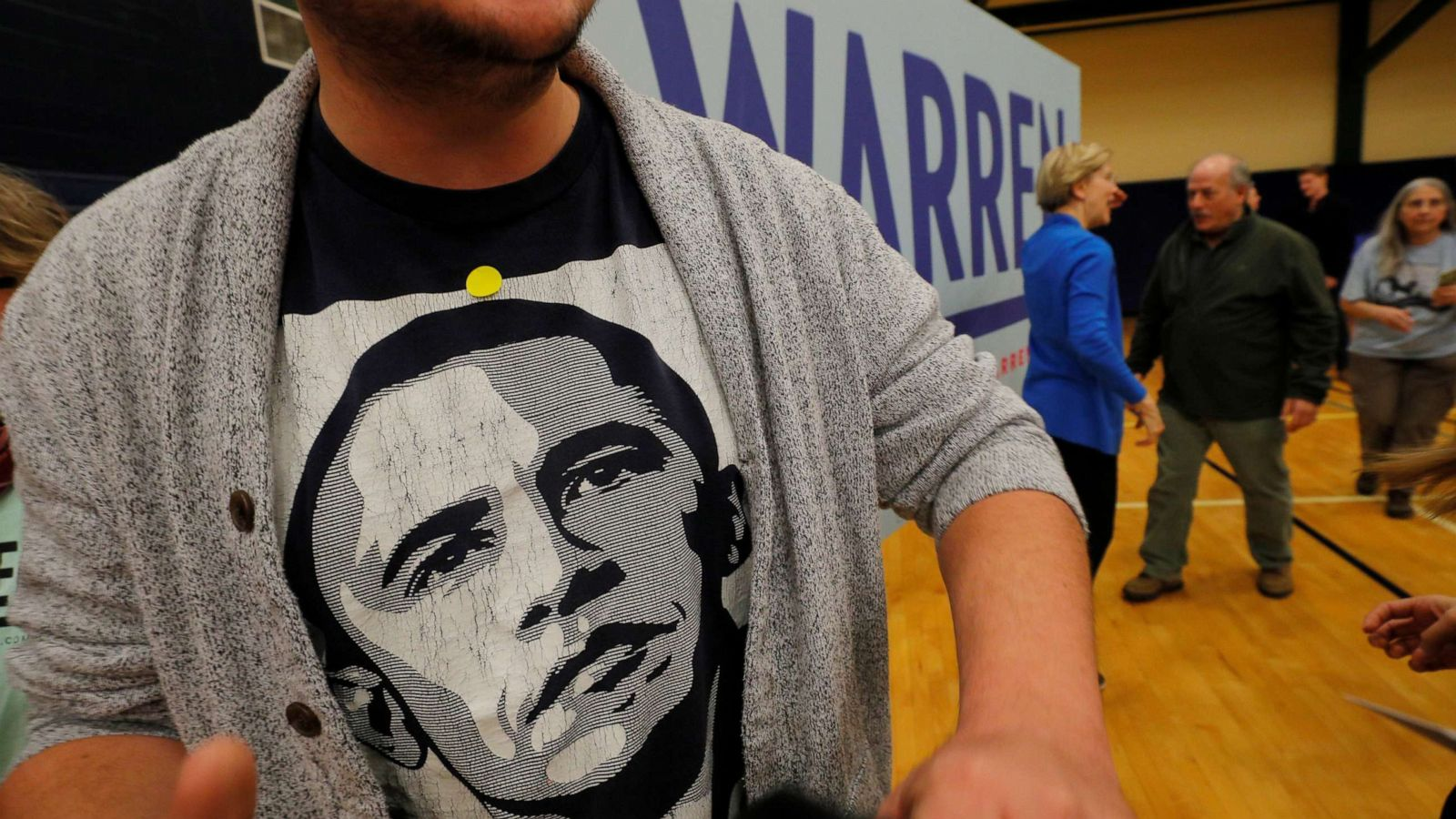 President Barack Obama Collage T-Shirt