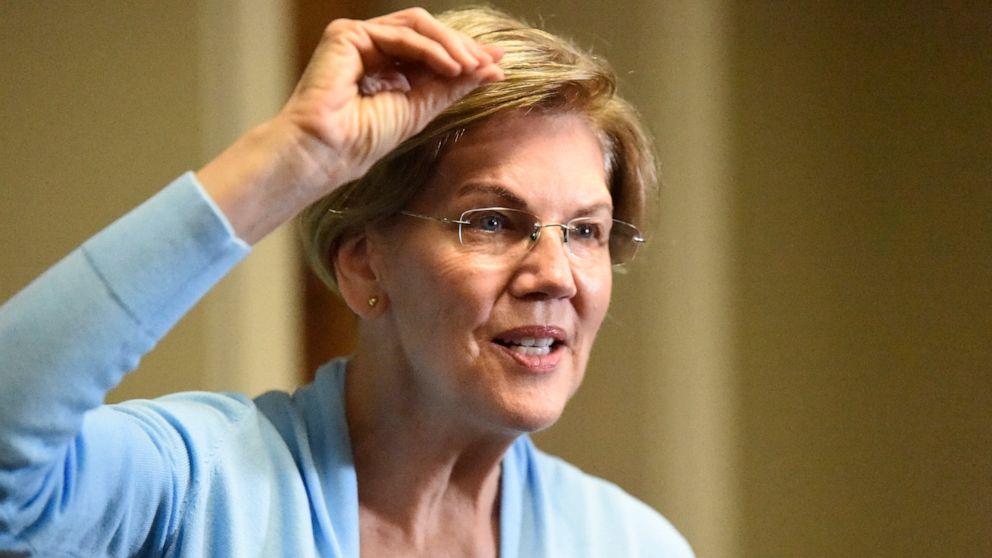 Elizabeth Warren discloses she made nearly $2 million in legal work