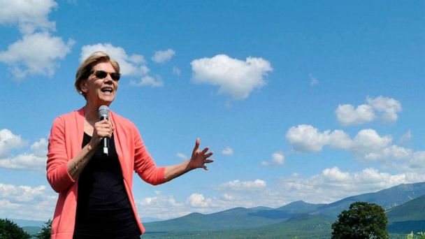 Elizabeth Warren rolls out policy on Native American issues ahead of Sioux City forum