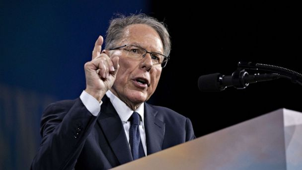 NRA infighting spills into public view with anonymous leak of documents
