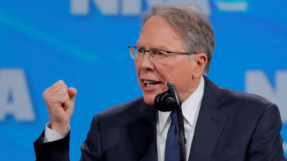 NRA board member: 'Imperative' to clean house, move on from CEO Wayne LaPierre thumbnail