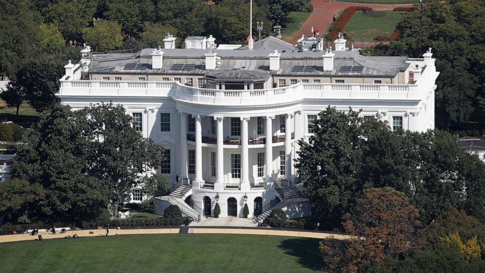 White House security director has part of leg amputated after falling severely ill with COVID-19, fundraiser says