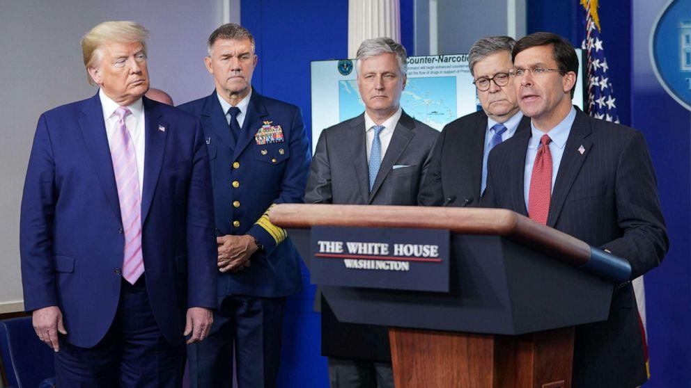 Coronavirus government response updates: FEMA asks Pentagon for 100K body bags