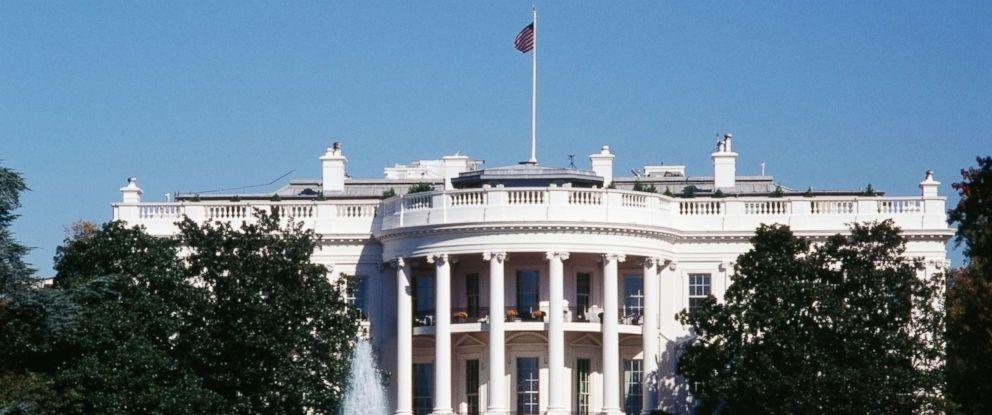 PHOTO: The White House in Washington D.C., Oct. 10, 2015.