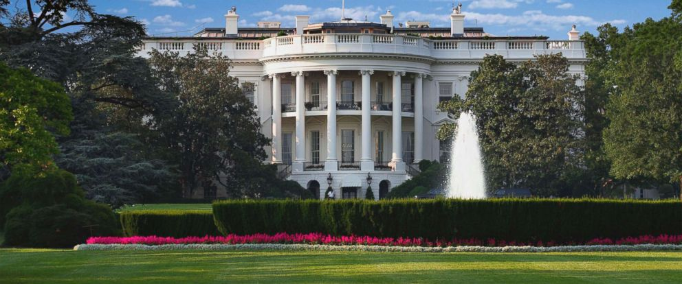 PHOTO: The exterior of the White House in Washington, is pictured here in this undated photo.