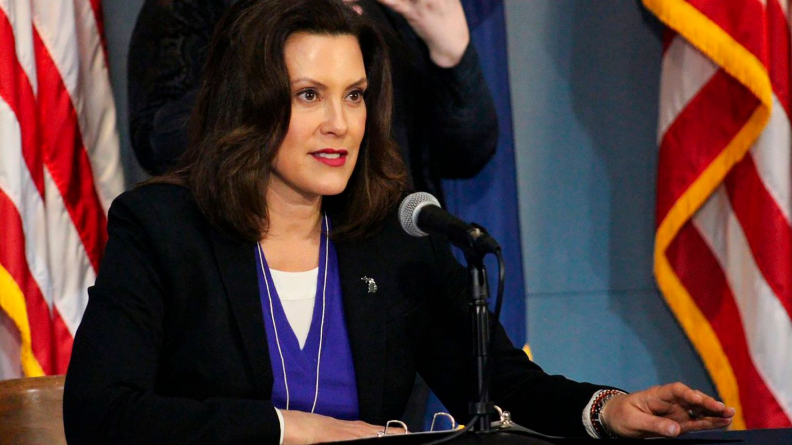 Before Reopening Michigan Gov Gretchen Whitmer Says She S Assessing Daily Stay At Home Restrictions Abc News