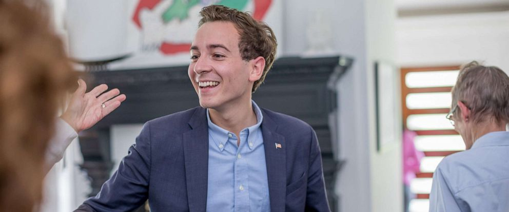 PHOTO: Connecticut state Sen. Will Haskell, a 22-year-old Democrat, is the youngest member of the states general assembly.