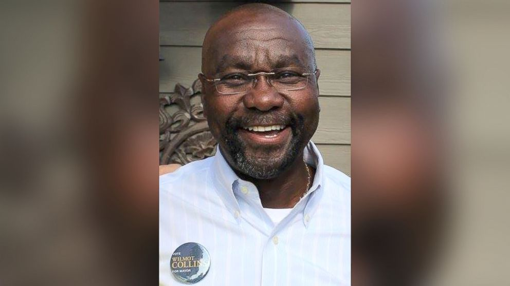 Wilmot Collins, a former Liberian refugee, is the newly elected mayor of Helena, Mont.