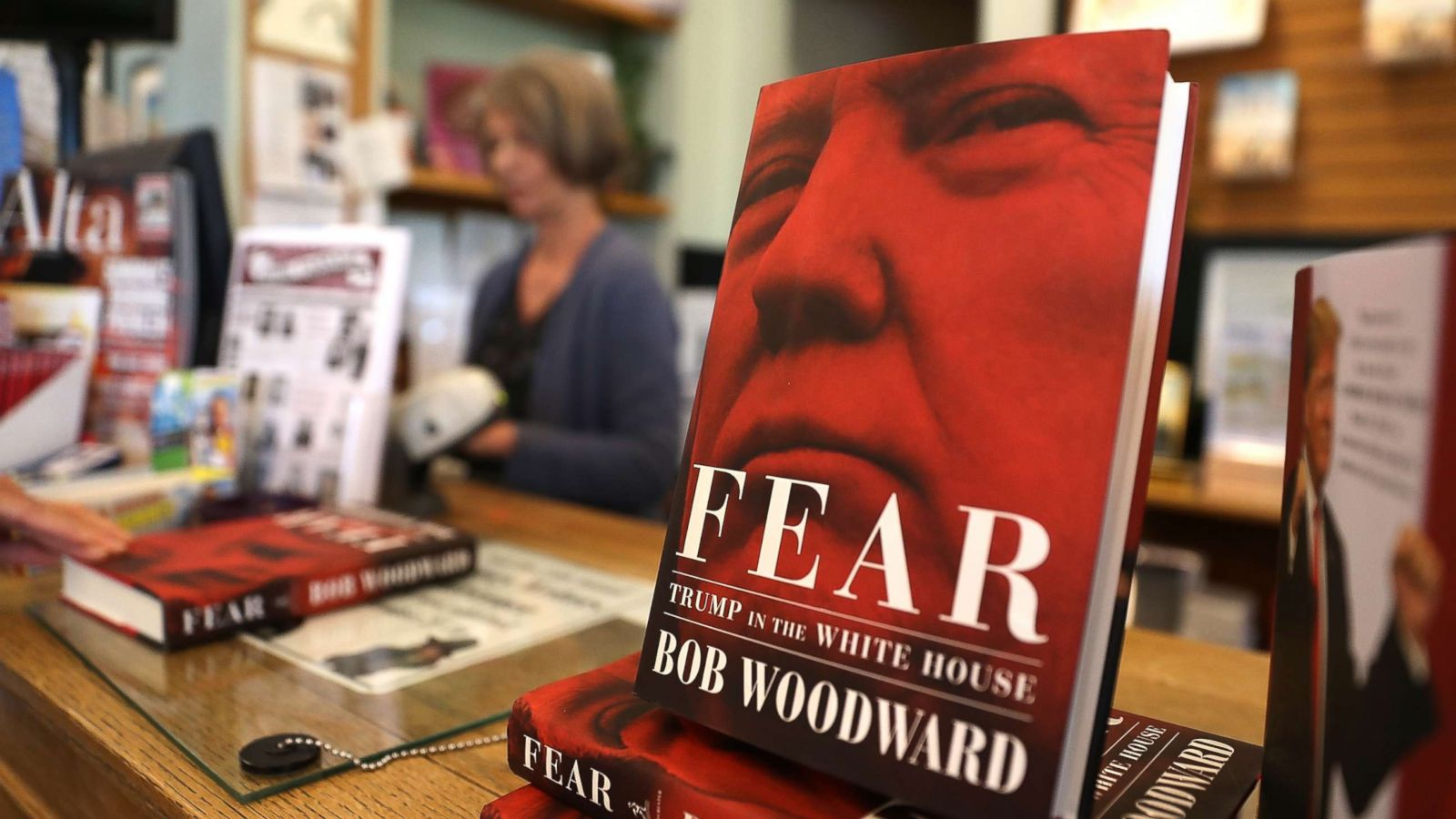 From Fire And Fury To Fear 4 Books That Rocked The Trump White