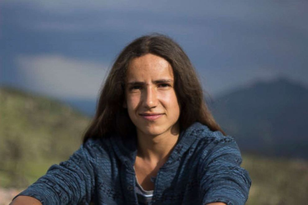 PHOTO: Xiuhtezcatl Martinez in an undated photo.