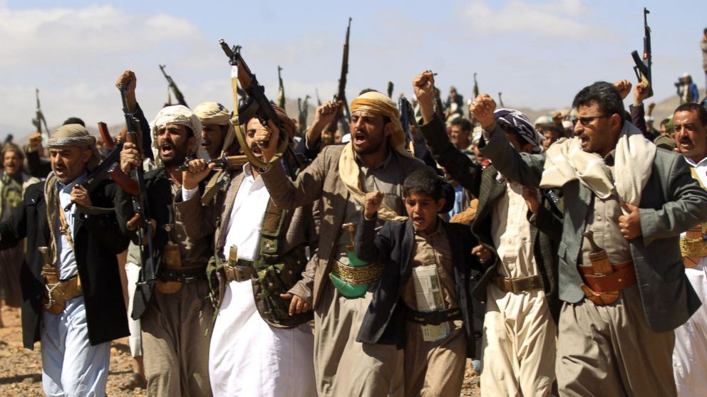 Yemen's Houthi rebels target Saudi city as tensions are high in the Middle East thumbnail