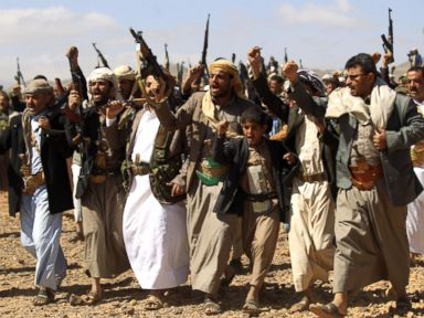 Yemens Houthi rebels target Saudi city as tensions are high in the Middle East