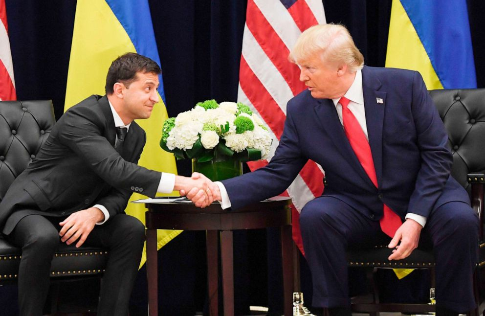 Majority of Americans believe Trump's call to Ukraine is 'serious'
