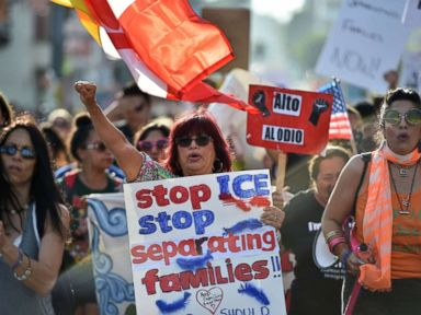 Advocacy groups mobilizing supporters to end the 'zero-tolerance' immigration policy | ABC News