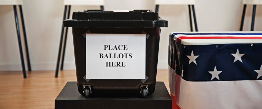 PHOTO: A ballot box is pictured in this undated stock photo.