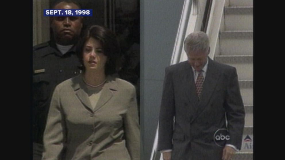 The House Judiciary Committee rules to make the Clinton and Lewinsky testimonies public.