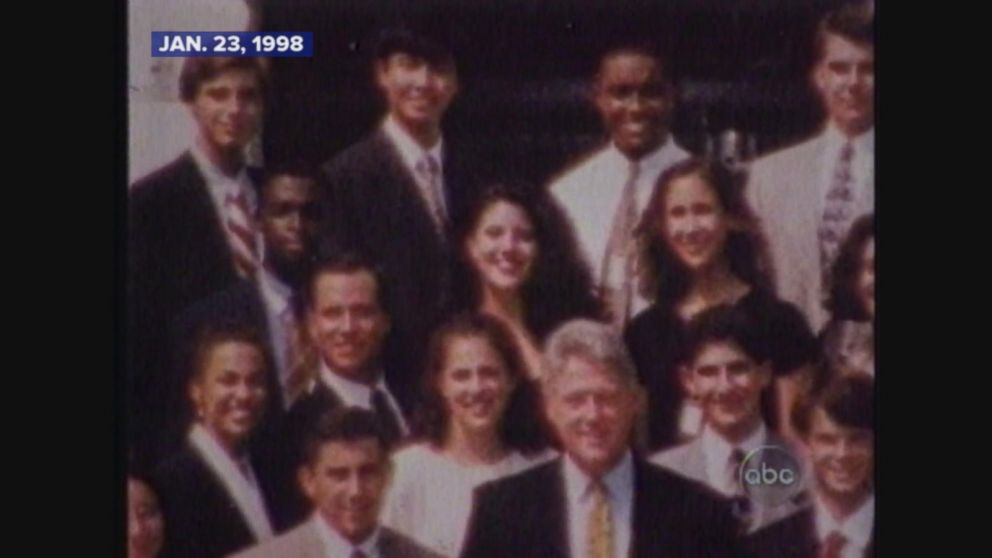 New details emerge about the relationship between Bill Clinton and Monica Lewinsky.