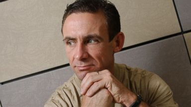 "PHOTO: Chuck Palahniuk, author of ""Fight Club,"" is pictured in Toronto, Ontario in 2010."