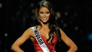PHOTO: Miss Nevada USA Nia Sanchez competes in the 2014 Miss USA Competition at The Baton Rouge River Center, June 8, 2014, in Baton Rouge, La.