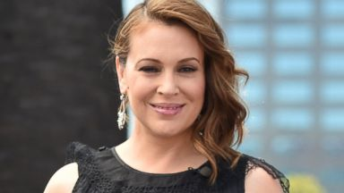 PHOTO: Alyssa Milano is pictured on June 3, 2014 in Los Angeles.