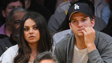 PHOTO: Mila Kunis and Ashton Kutcher