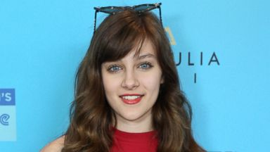 PHOTO: Aubrey Peeples is pictured on Feb. 27, 2014 in Los Angeles.