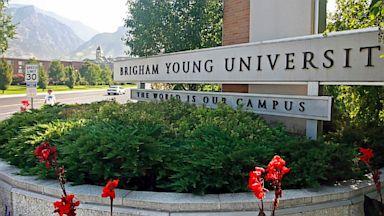 PHOTO: Brigham Young University